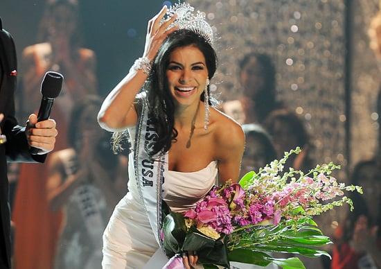 Miss USA Crowns First Arab-American Winner