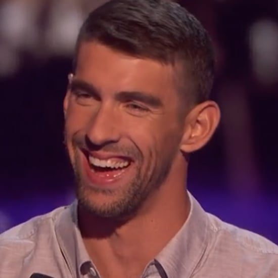 Michael Phelps and Son on America's Got Talent 2016 | Video
