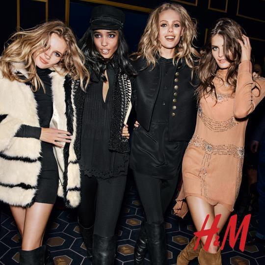 H&M Announces Flagship Australia Store Melbourne GPO