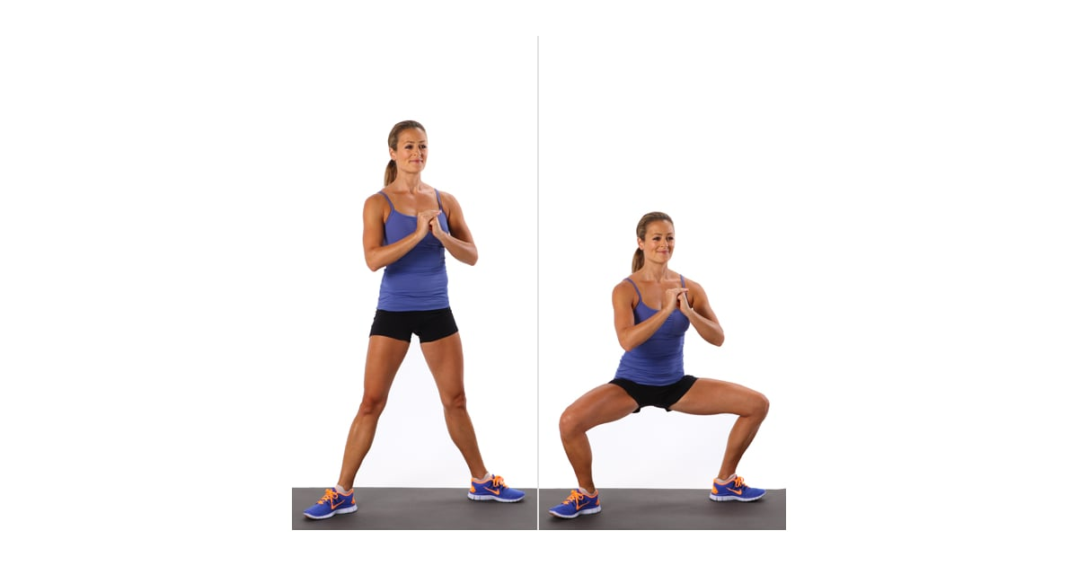 Sumo Squat Feel The Burn 7 Ways To Work Your Body With