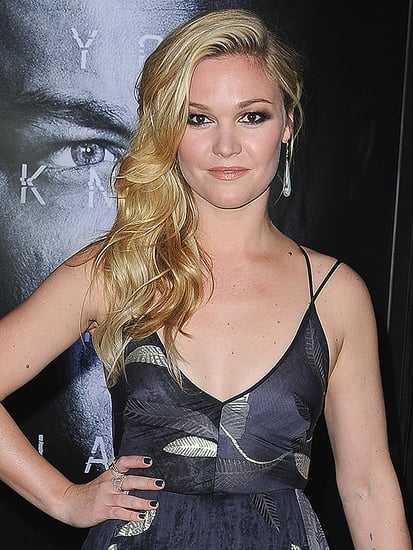 Too Hot for a Blowout? Beat the Heat with Julia Stiles' Hidden Braid from the Jason Bourne Premiere