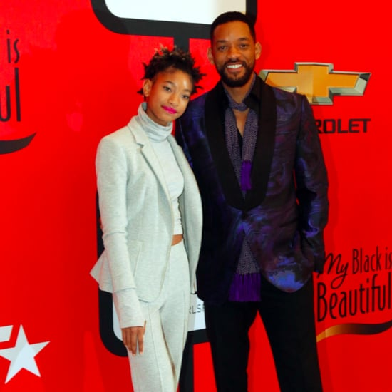 Will Smith's Birthday Message to Willow Smith 2015
