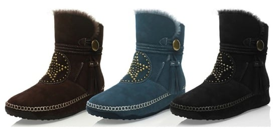 Anna Sui Designs Boots for FitFlop