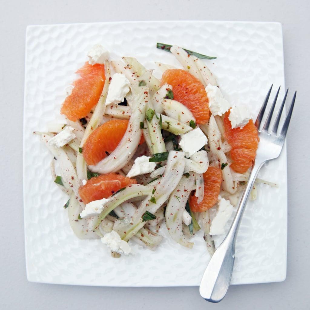 Fennel, Orange, and Feta Salad