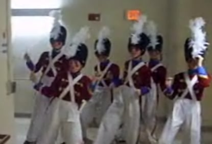 """Toy Soldiers Dance to """"Soulja Boy"""""""