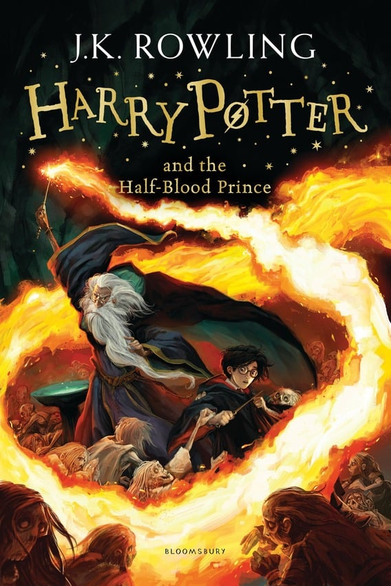Harry Potter and the Half-Blood Prince, UK 2014
