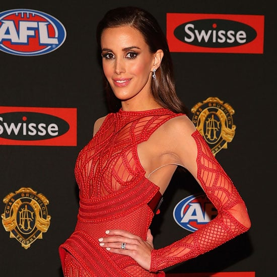 Pictures of AFL WAGs at the Brownlows