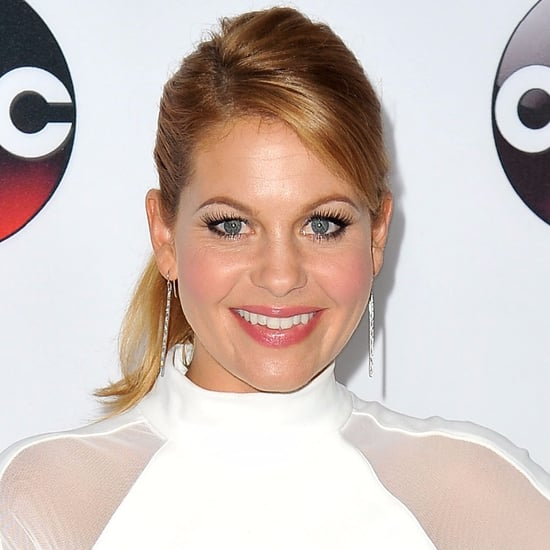 Candace Cameron Bure at Home in Her Real-Life Full House