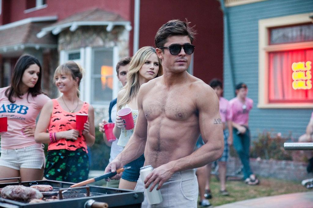 Zac Efron in Neighbors