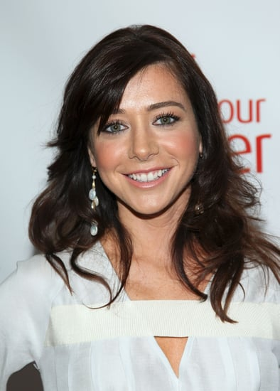 Lil Links: Alyson Hannigan Talks Homebirth and Motherhood