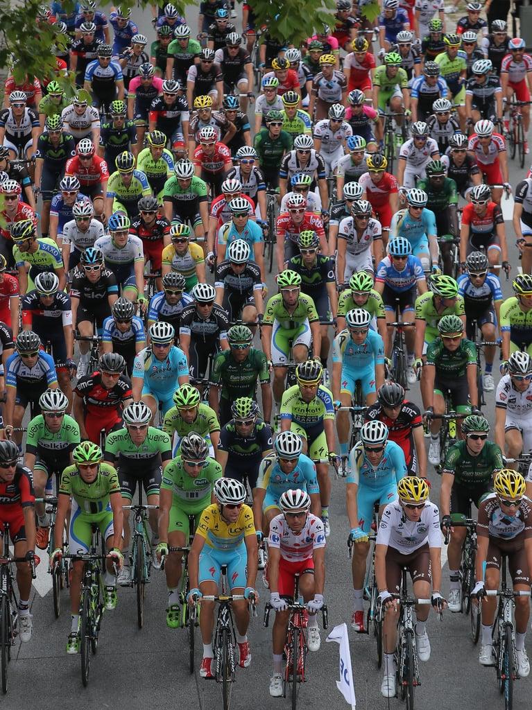 Cycling Crowd