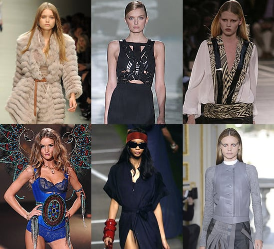 Best Model of 2009, Catwalk Names, Vote Here