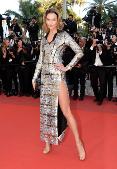 Karlie Kloss Made This Louis Vuitton Number Look Extraleggy