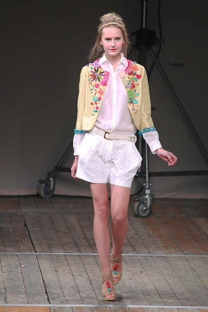 Spring 2011 Milan Fashion Week: Moschino Cheap & Chic