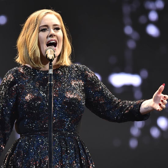 Adele Pays Tribute to Brussels | Video