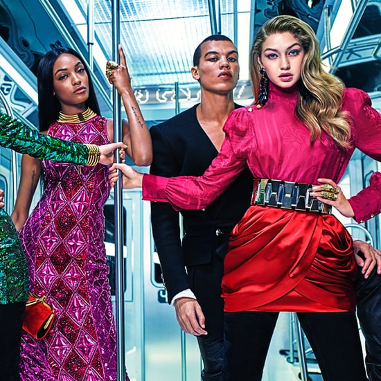 Balmain For HM Collaboration Pictures and Interview
