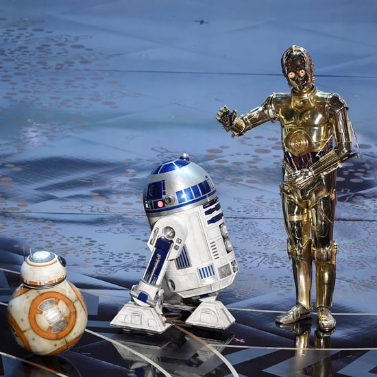 BB-8 From Star Wars at the 2016 Oscars