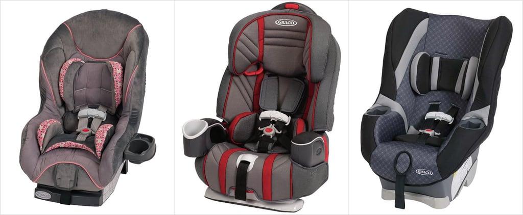 Recall Alert! Graco Recalls an Additional 1.9 Million Car Seats