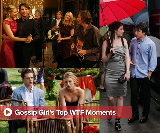"""Gossip Girl Recap and Review of Episode """"Rufus Getting Married"""""""