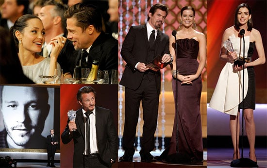 Images from the Critics Choice Awards