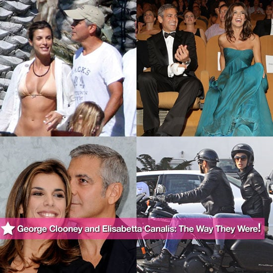George Clooney and Elisabetta Canalis Break Up