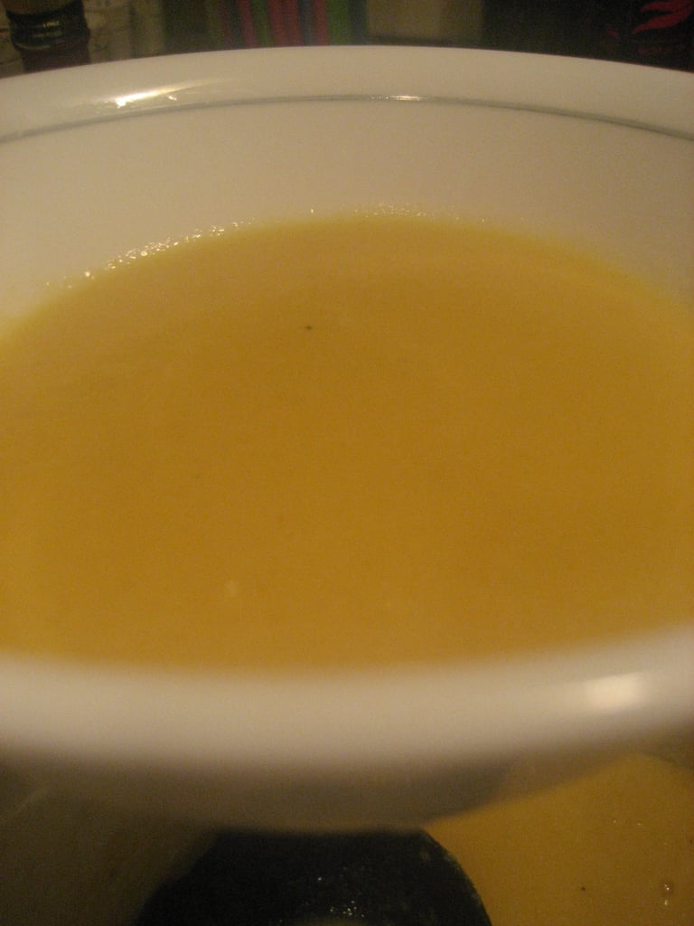Soup's On: Golden Beet Soup