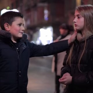Little Boys' Responses to Being Told to Slap a Girl