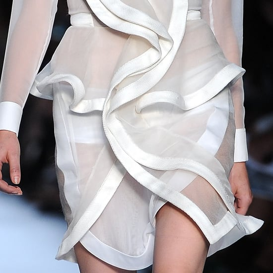 Paris Fashion Week Spring 2012 Trend Report: Peplum