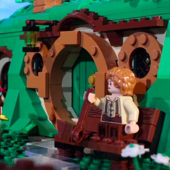 Lego Hobbit Video