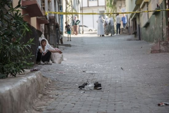 Teenage Suicide Bomber Attacks Wedding in Turkey
