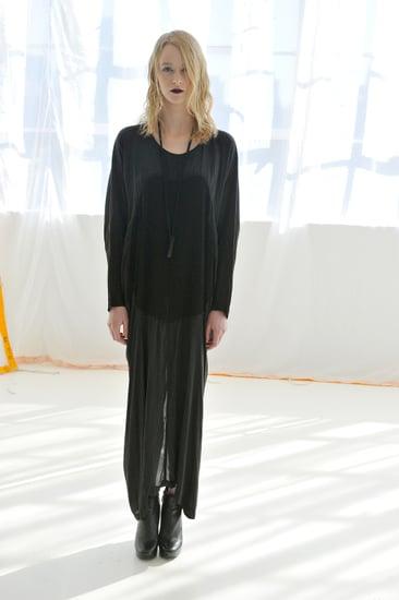 Fall 2011 New York Fashion Week: Jeremy Laing