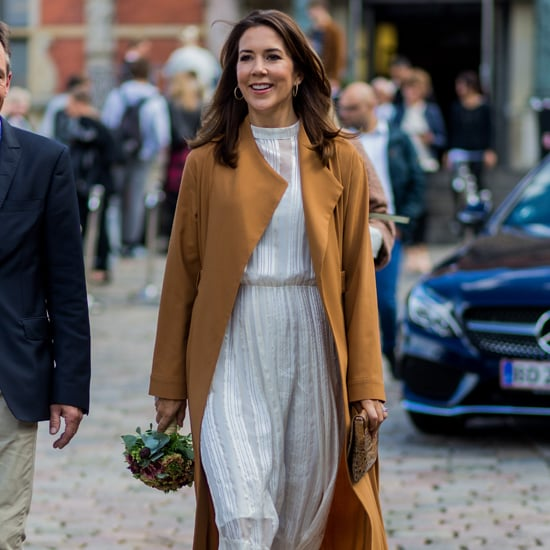 Princess Mary Dress at Copenhagen Fashion Week 2016