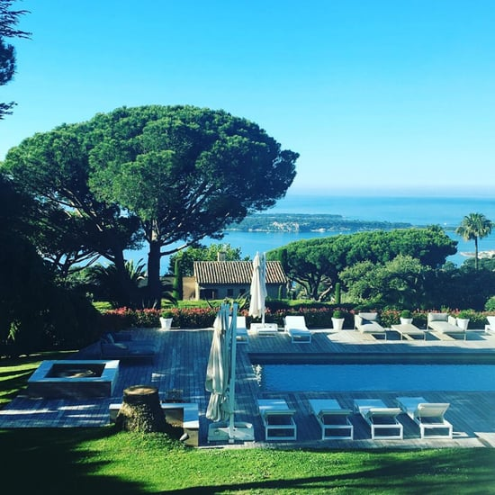Inside Gwyneth Paltrow's French Riviera Airbnb