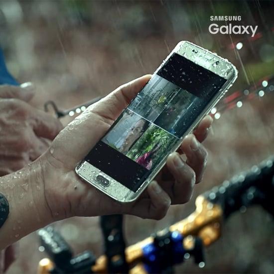 Samsung Galaxy S7 Edge Leaked Video