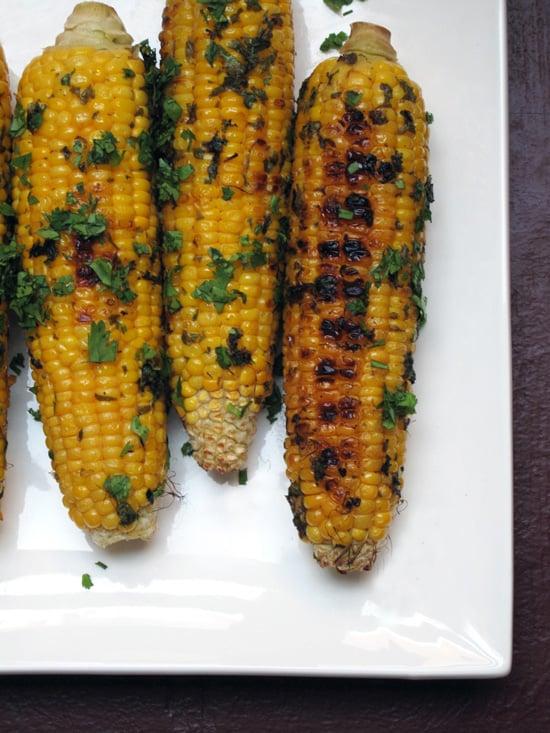 Cilantro-Lime Corn