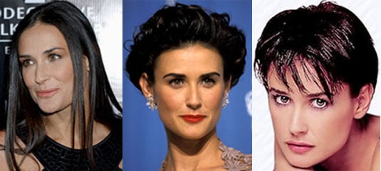 How Do You Prefer Demi Moore's Hair?