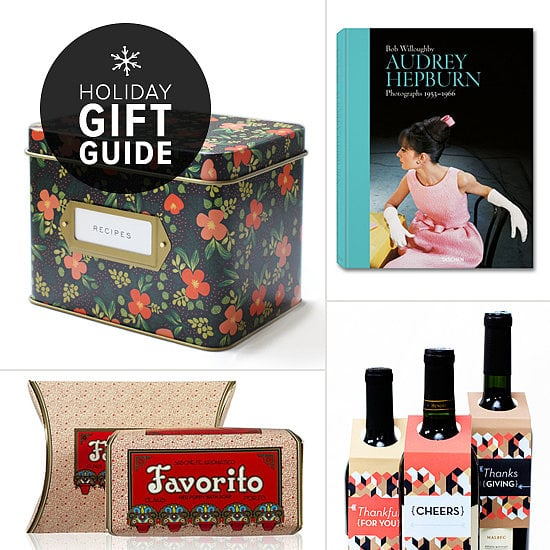 From home goods with classic packaging to retro barware to beautiful coffee-table books, these nostalgic POPSUGAR Love & Sex picks are sure to please the hostess who loves Mad Men or hopes to channel her inner pinup girl.