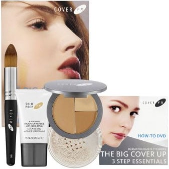 Cover FX The Big Cover Up 3 Step Essentials Sweepstakes Rules