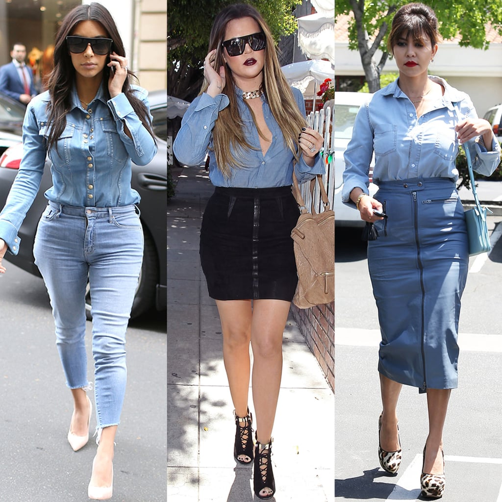 The Chambray All Day