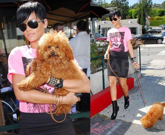 Rihanna Learned Keeping Secrets From the Best of 'Em