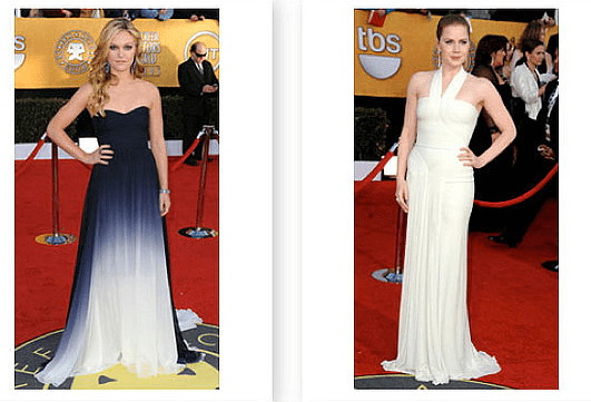 SAG Awards Faceoff