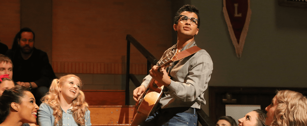 The Internet Is Buzzing Over Jordan Fisher's Performance on Grease: Live, and Rightfully So