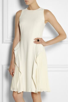 Dress, approx $1,150, Philosophy di Alberta Ferretti at NET-A-PORTER.