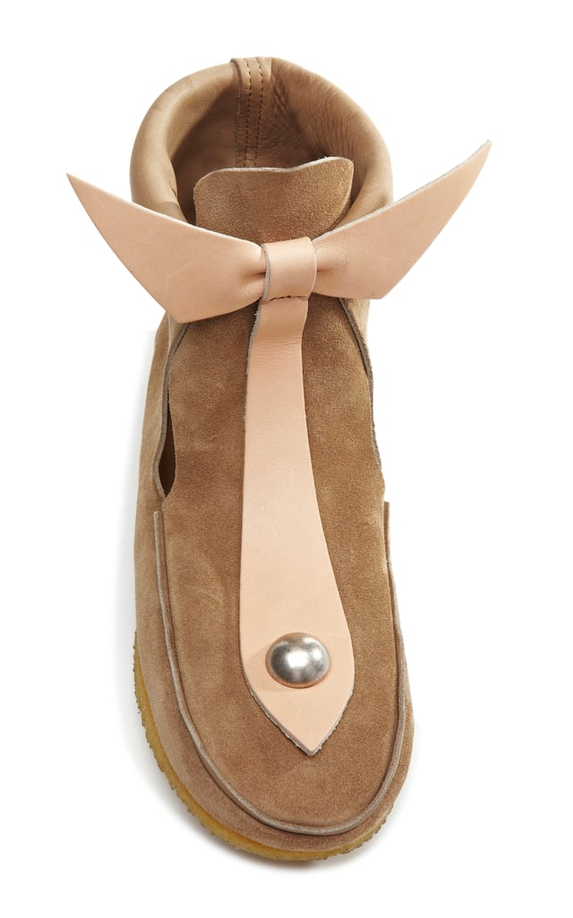 Isabel Marant Memphis Bow Tie Loafer ($965)