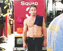 Seriously, Though, Whenever He Was Shirtless