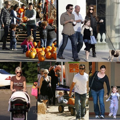 Celebrities and Their Babies Over the Weekend 2008-10-13 15:30:00