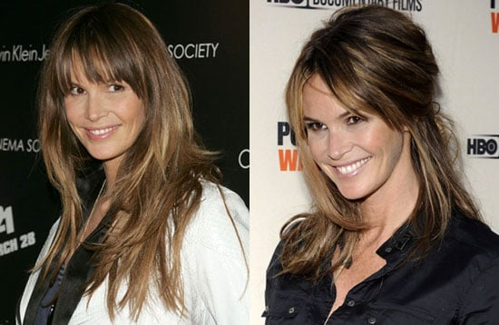 Do You Prefer Elle MacPherson With or Without Extensions?