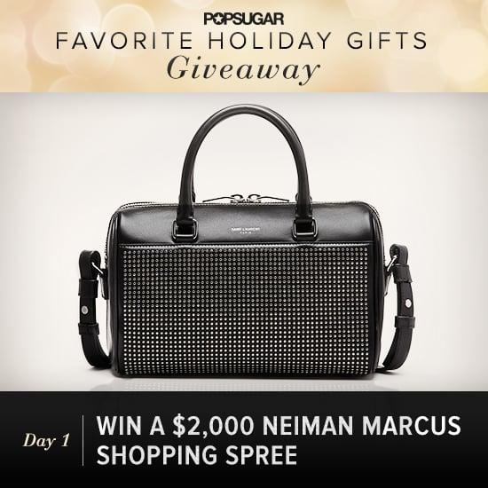 Neiman Marcus Giveaway | December 2013