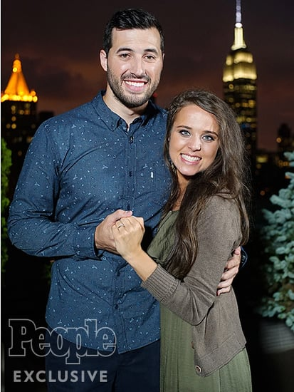 Find Out How Jinger Duggar's Fiancé Jeremy Vuolo Said 'I Love You' for the First Time