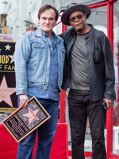 Birthday Boy Samuel L. Jackson Helps Quentin Tarantino Celebrate His Star on the Hollywood Walk of Fame